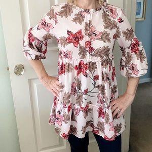 Tunic or short dress